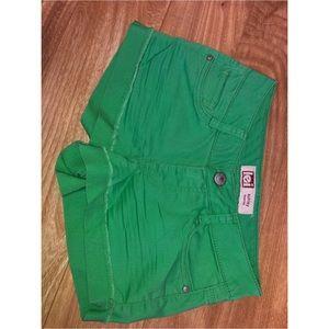 L.e.i Jean shorts